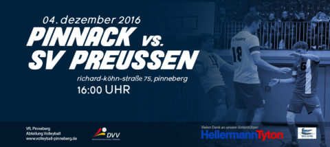 Pinnack vs Preußen Berlin 04.12.2016