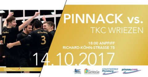 Pinnack vs. TKC Wriezen 14.10.2017