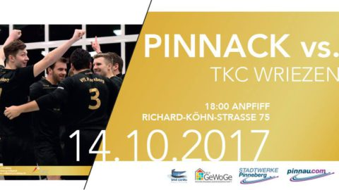 Pinnack vs. TKC Wriezen 14.10.2017