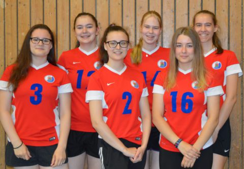 Volleyball-Mädels kommen in Fahrt!